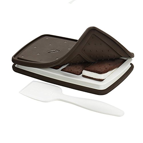 Buy Discount Chef'n 107-821-251 Sweet Spot Ice Cream Sandwich Maker, One Sixe, Black