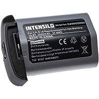 INTENSILO batería Compatible con Canon EOS 1Ds Mark III, 1DX, X Mark II cámara (3500mAh, 10.8V, Li-Ion)