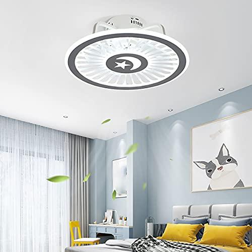 ATEEZ LED Deckenventilator Mit Licht...