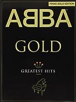 Abba Gold: Piano Solo