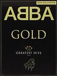 Abba Gold Piano Solo Edition Pf