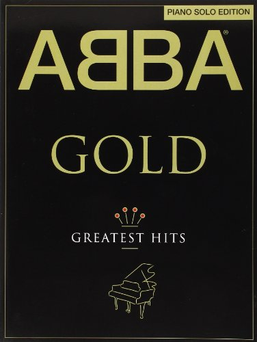 ABBA: Gold Piano Solo Edition Pf: Noten, Songbook für Klavier
