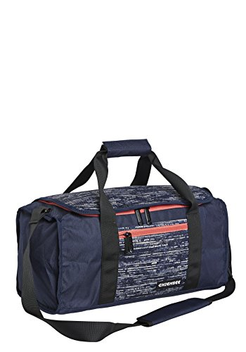 Chiemsee Bags Collection Sporttasche, 50 cm, 4878 Bl/Dk Grey