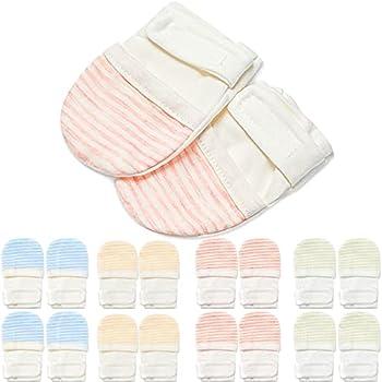 velcro baby mittens