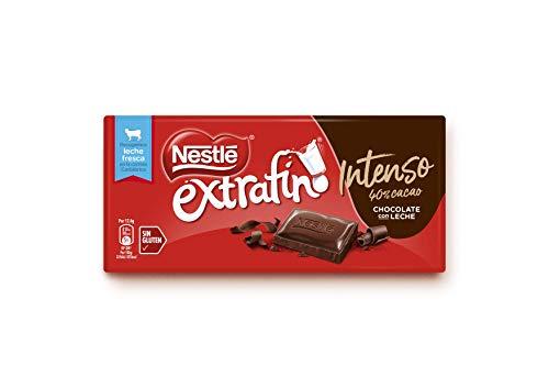 Nestlé Extrafino NESTLE EXFN ChocLeche Intenso 28x125g - Pack de 28