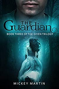 The Given Trilogy 3巻 表紙画像