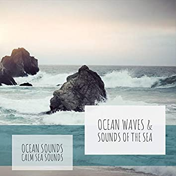 Ocean Waves & Sounds Of The Sea