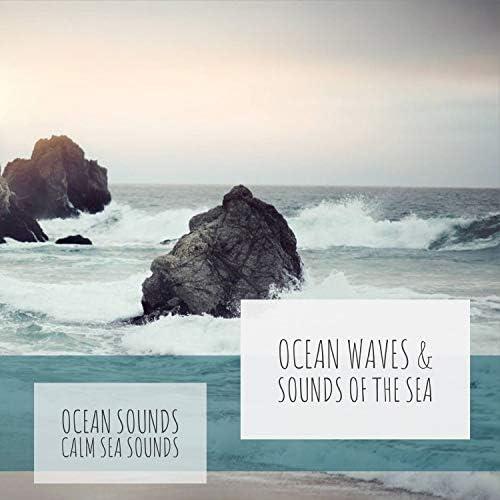 Ocean Sounds & Calm Sea Sounds