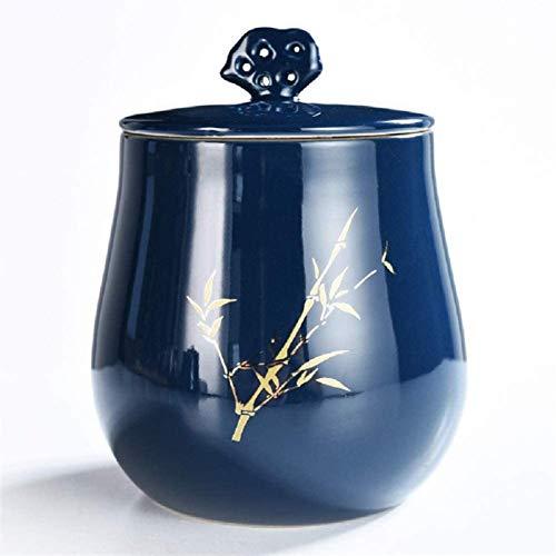 Urna Funeraria Urna para Perros Cenizas Urnas Decorativas Recipiente De Ceniza De Vida Colorida De Tamaño Mediano, 4 (Color: 5)