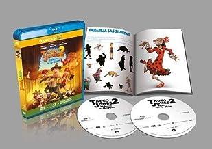 Tadeo Jones 2 El secreto del Rey Midas - Blu-Ray + DVD + Libro