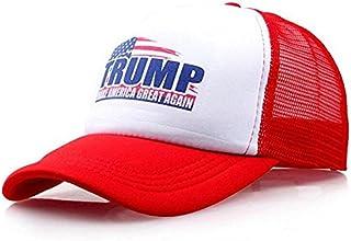5820562664acf DEERMEI Make America Great Again - Donald Trump 2016 Campaign Cap Hat with  US Flag