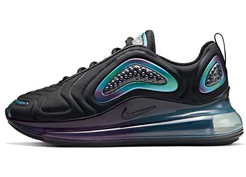 Nike CT9635-001, Zapatillas Deportivas, Dark Smoke Grey/Black, 38 EU