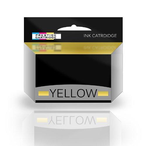 Prestige Cartridge Amarillo Compatible 502XL Cartucho de Tinta para Epson Expression Home XP-5100 XP-5105 XP-5115 Workforce WF-2860DWF WF-2865DWF