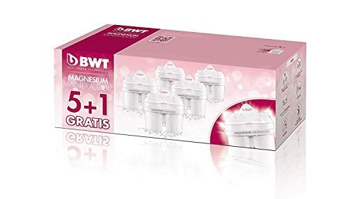 BWT Wasserfilterkartuschen, Kunststoff, Weiß