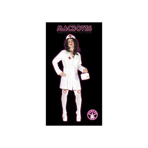 Rubie 's - Disfraz machote: Verpleegster met borsten (s8161)