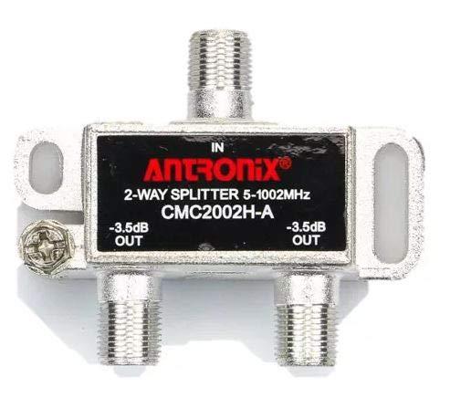 Antronix A Series CMC2000H-A 2-Way Horizontal Splitter 1 GHz 5-1002 MHZ MoCA...