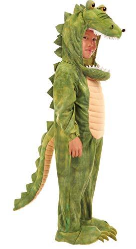 Green Al Gator Toddler Halloween Costume 18M/2T