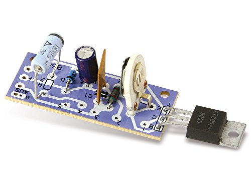 Bausatz Leuchtstofflampen-Spannungswandler KEMO B060