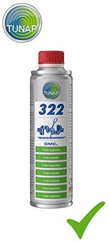 TUNAP 322ölstabilisator per olio viskositäts stabilizzatore ölverbrauch ölverlust Stop, 300ml