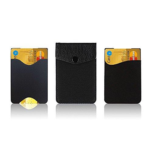 oPesea Telefonkartenhalter, Dark Knight 3 Stück