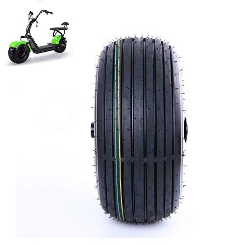 Neumáticos de scooter eléctrico, neumáticos de vacío 18X9.50-8, antideslizantes ensanchados y resistentes al desgaste, adecuados para accesorios de neumáticos de locomotoras de vehículos eléctric