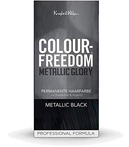Colour Freedom Metallic Glory Metallic Black