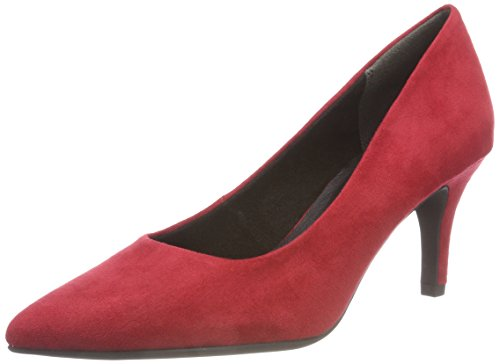 MARCO TOZZI Damen 2-2-22452-31 Pumps, Rot (Red 500), 40 EU