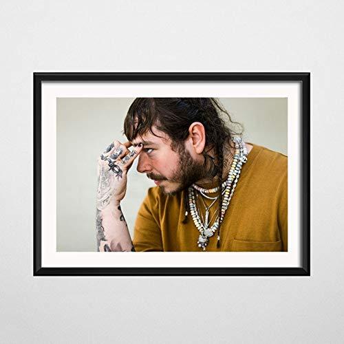 neivy Rap Musik Star Sänger DIY 5D Diamond Painting Kits Vollbohrer Strass Stickerei Kunsthandwerk für Home Wanddekoration (Quadrat 40X60cm)