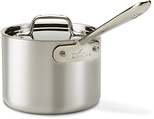 All-Clad 7202 MC2 2-quart saucepan