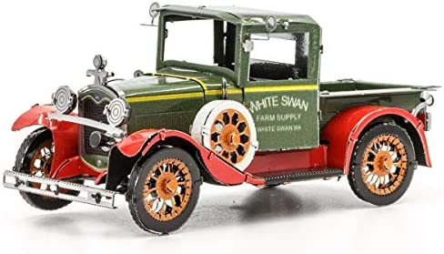 Fascinations Metal Earth 1931 Ford Model A 3D Metal Model Kit product image