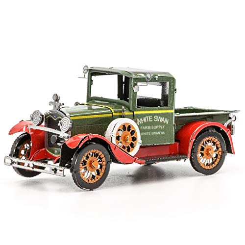 Metal Earth Fascinations 1931 Ford Model A - 3D Metal Model Kit...