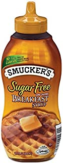 Smucker's Sugar-Free Low Calorie Breakfast Syrup