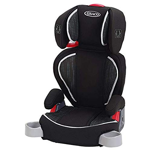Graco TurboBooster High Back Car Seat, Lennon