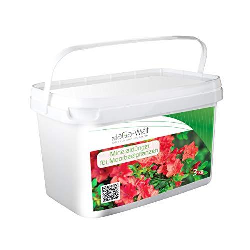 Engrais pour plantes calcifuges Minéral Engrais Engrais fleurs Engrais Plante de 3kg