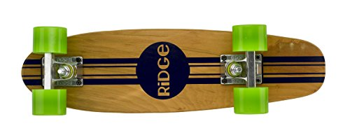Ridge Retro Skateboard Cruiser Bild