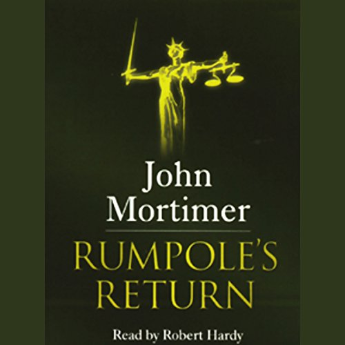 Rumpole's Return cover art