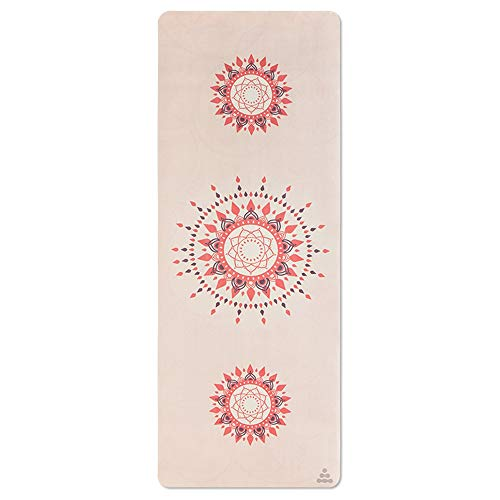 LJFZDB Esterilla Yoga PU Antideslizante Caucho Natural Colchoneta de Fitness por Yoga, Pilates, Ejercicios de Suelo 183x68x0.5cm (Color : #5)