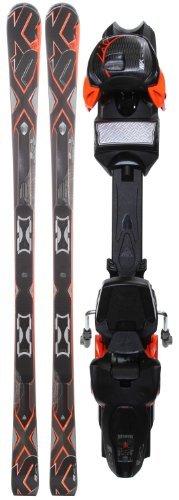 K2 A.M.P. Bolt Skis w/ Marker Mx 14.0 Bindings Mens Sz 186 by K2