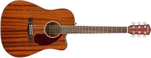 Fender CD-140SCE Dread AM WN Westerngitarre inkl. Koffer