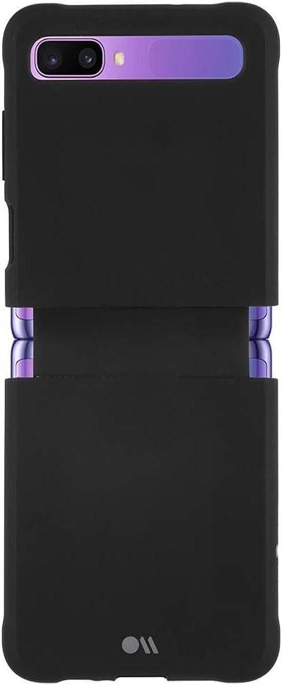 Case-Mate - Galaxy Z Flip - Protective Case - Tough - Black
