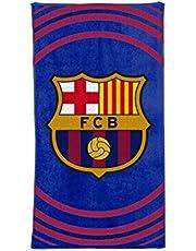 FCB FC Barcelona - Toalla de playa oficial