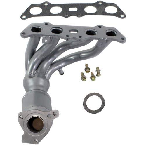 Catalytic Converter Compatible with 1997-2001 Toyota Camry Front with Exhaust Manifold