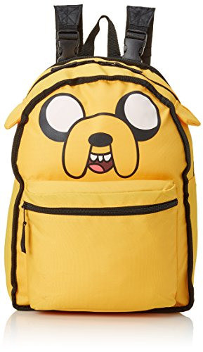 Adventure Time Mochila Infantil Amarillo