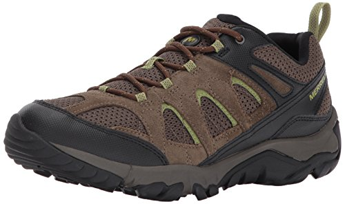 Merrell womens Outmost Vent Hiking Boot, Boulder, 10.5 US
