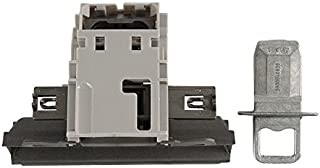 419827 Bosch Dishwasher Door Latch & Strike Plate (without Microswitch)