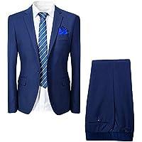 Traje suit hombre 2 piezas chaqueta chaleco pantalón traje al estilo occidental