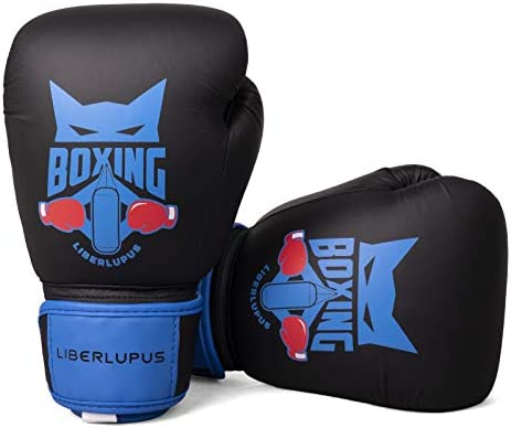 Liberlupus Kids Boxing Gloves for Boys and Girls Boxing Gloves for Kids 3 15 Youth Boxing Gloves product image