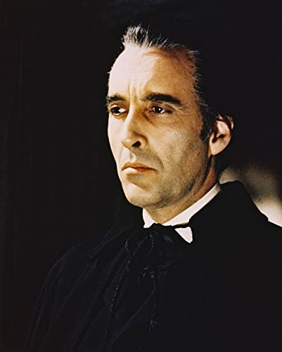 Erthstore Dracula Now on sale A.d. 1972 OFFicial site Lee Photograph 8x10 Christopher