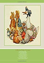 A Beatrix Potter Treasury: The Tale Of Peter Rabbit, The Tale Of Benjamin Bunny, The Tale Of The Flopsy Bunnies, The Tale Of Mr. Tod, The Story Of A ... Of Jemima Puddle-Duck, The Tale Of Samuel ...