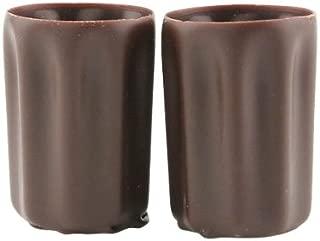 Dark Belgian Chocolate Cordial & Toasting Cups - Pack of 12